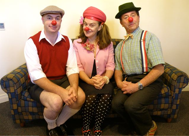 The Humour Foundation Elder Clowns