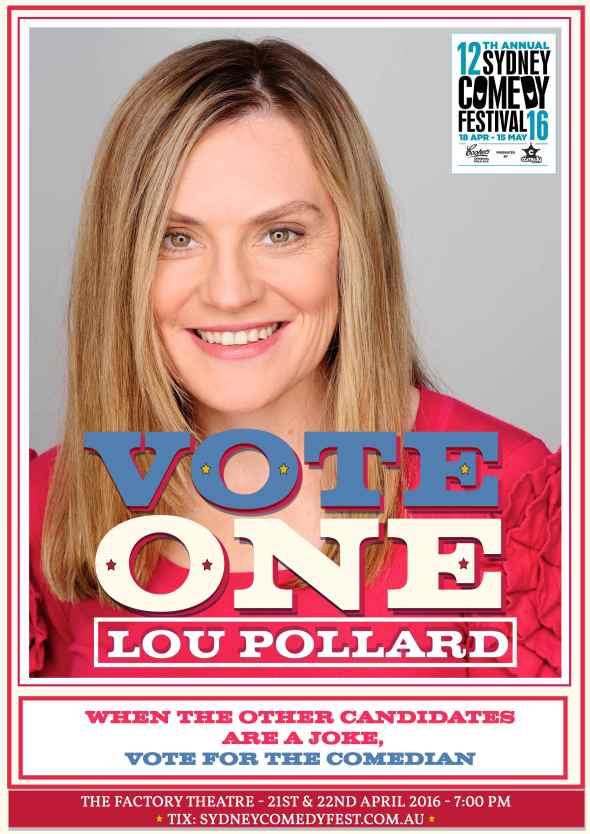 Lou Pollard politician